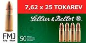 SELLIER & BELLOT Ammunition SB762TOK